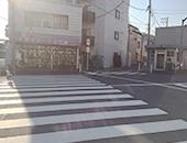 武蔵小山駅からのルート